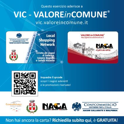 Vetrofania VIC
