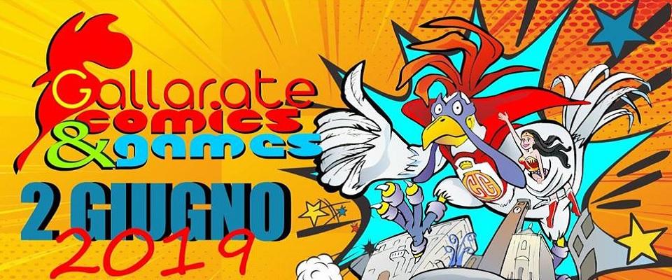 VIC Card - Gallarate Comics NAGA 2019